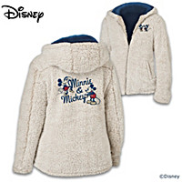 Disney Cuddled With Love Women\'s Jacket