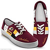NFL Patchwork Redskins Women\'s Shoes