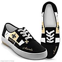 NFL Patchwork Saints Women\'s Shoes
