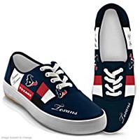 NFL Patchwork Texans Women\'s Shoes