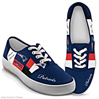 3cee710c New England Patriots Shoes - Bradford Exchange