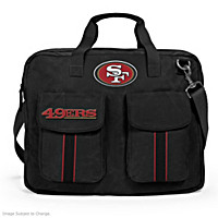San Francisco 49ers NFL Tote Bag
