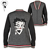 Vintage Betty Boop Women\'s Jacket