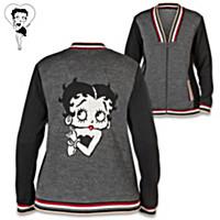 Vintage Betty Boop Women's Jacket