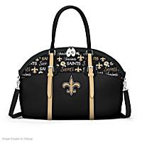 New Orleans Saints Ultimate Fan NFL Handbag
