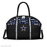 Dallas Cowboys Ultimate Fan NFL Handbag