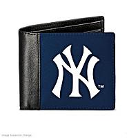 New York Yankees Wallet
