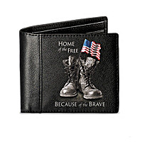 Home Of The Free Wallet
