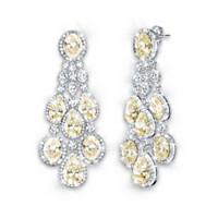 Dazzling Duchess Earrings