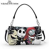Disney Tim Burton\'s The Nightmare Before Christmas Handbag