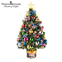 Thomas Kinkade Wonderlight Christmas Tree
