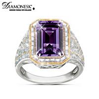 Royal Purple Ring