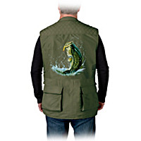 Angler's Dream Men\'s Vest