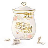 Start Each Day With A Grateful Heart Music Box