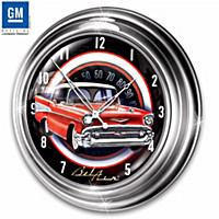 Classic Bel Air Wall Clock