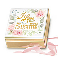 I Love That You\'re My Daughter Music Box