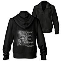 Maya Angelou Women's Hoodie