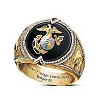 Semper Fi Ring