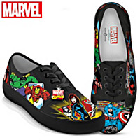 MARVEL Comics Women\'s Shoes