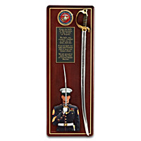 America's Heroes USMC Wall Decor