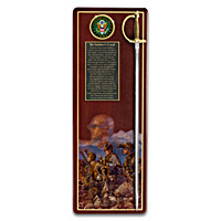 Army Heroes Wall Decor