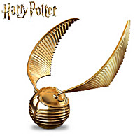 HARRY POTTER Golden Snitch Music Box