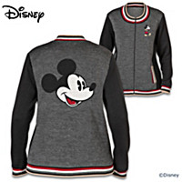 Disney's Mickey Mouse Women's Jacket