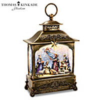 The Brightest Blessing Of The Season Snowglobe Lantern