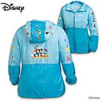 Disney Classic Characters Women\'s Jacket
