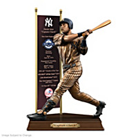 Derek Jeter Sculpture