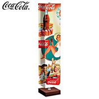 COCA-COLA Floor Lamp