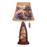 Fishing Memories Lamp