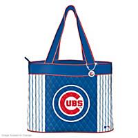 Go Chicago Cubs Tote Bag
