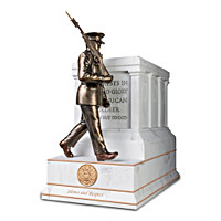 Silence And Respect: Tomb Of The Unknown Soldier Sculpture