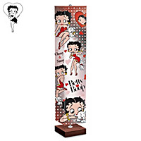 Betty Boop Fun & Flashy Floor Lamp