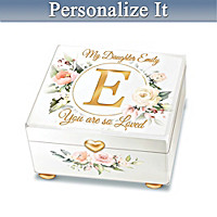 You Are So Loved Personalized Music Box