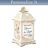 Light Of My Life Personalized Lantern