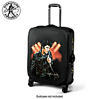 King Of Rock 'N' Roll Suitcase Cover
