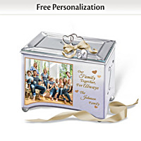 Our Family Together For Always Personalized Music Box