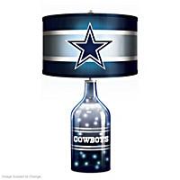 Dallas Cowboys Lamp