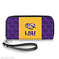 LSU Tigers Wallet