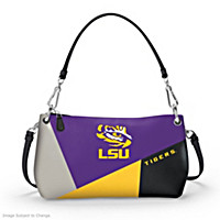LSU Tigers Handbag
