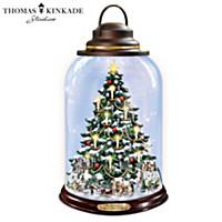 Thomas Kinkade Traditions Of Joy Lantern