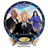 President Biden Inauguration Collector Plate