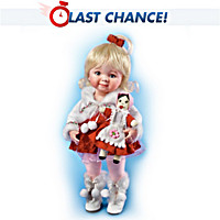 Aleksandra Child Doll
