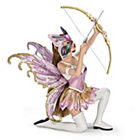 Mystical Warriors Courage and Strength Fantasy Doll