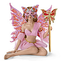 Mystical Warriors Pink Power Fantasy Doll