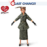 I LOVE LUCY The Fashion Show Doll
