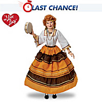 I LOVE LUCY The Operetta Fashion Doll