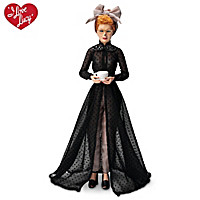 I LOVE LUCY L.A. At Last Portrait Doll